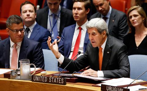США хотят в Сирии «бесполетную зону»