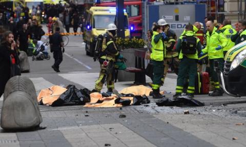 Террорист из Стокгольма оказ…