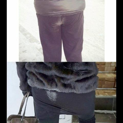 Настоящие зимние приколы