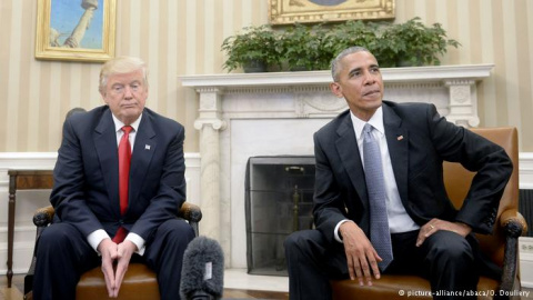 Обама новыми санкциями проти…