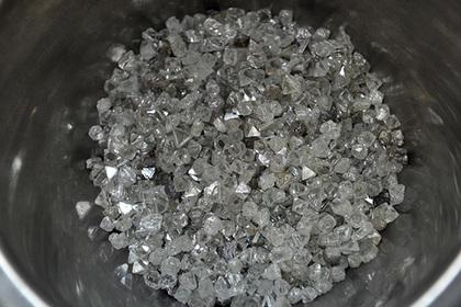 Турист с килограммом алмазов…
