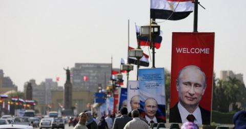 Египетская тайна Путина: рос…