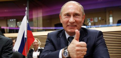 Владимир Путин: сильная экономика - сильная страна