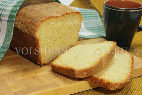 Английский картофельный хлеб