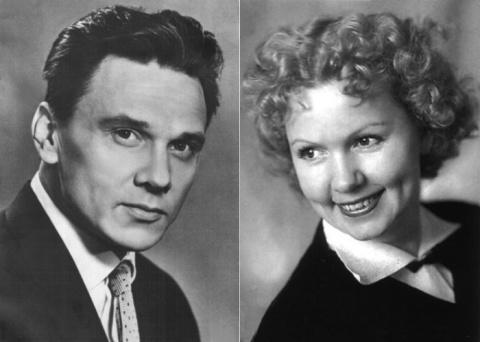 Обратная сторона славы: что погубило актеров Георгия Юматова и Музу Крепкогорскую