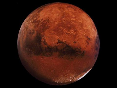 Марсианские миссии на солнеч…