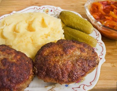 Вкусные вариации картофельного пюре
