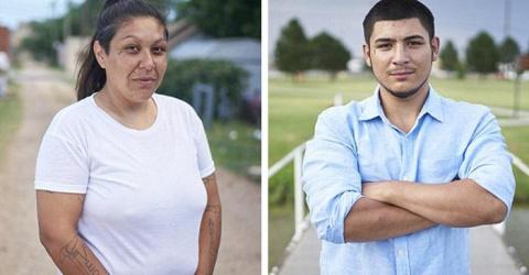 Ему 19, ей 36. Мать и сын го…