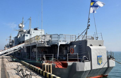 Украинский адмирал заявил о …
