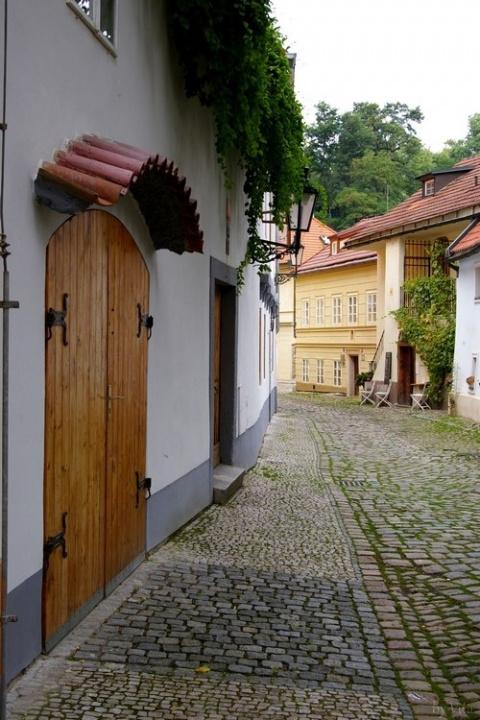 Улица Новый Свет в Праге