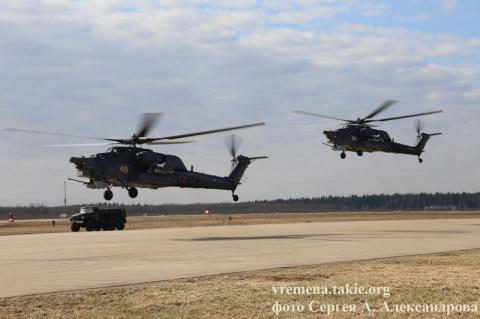 Парад Победы-2014, тренировки по воздушной части