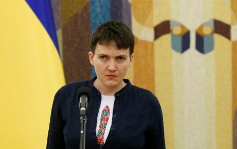 Савченко готова покинуть бло…