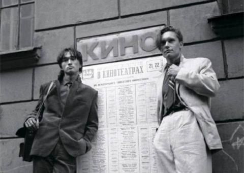 Музыкальные артефакты позднего СССР