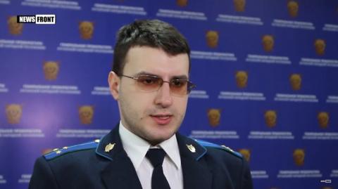 Генпрокуратура ЛНР: во взорванном автомобиле находился один человек — Олег Анащенко