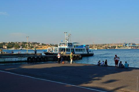 Севастополь. От Графской пристани