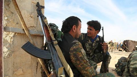 """FP рассказал, почему взятие Ракки может стоить США """"потери"""" Турции 00:0622.03.2017"""
