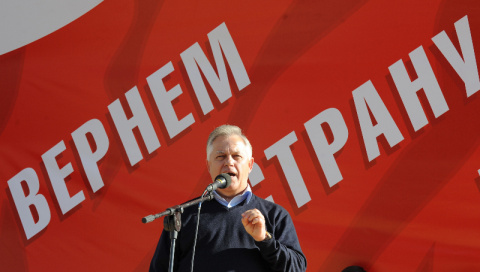 Шустер LIVE 08-05-2014  ПЕТРО СИМОНЕНКО Голова фракції Комуністичної партії України