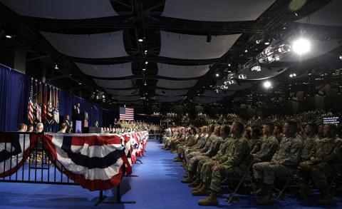 Вашингтон убивает, а не строит: Америка остаётся в Афганистане. Геворг Мирзаян
