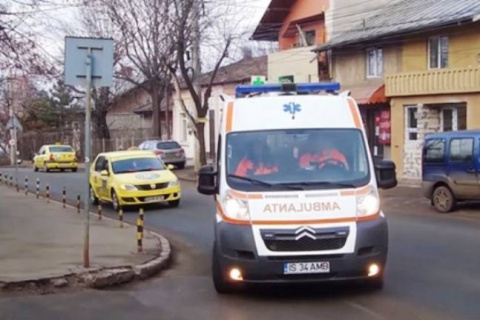 В Румынии упал в пропасть гр…