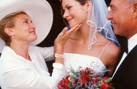 Свадьба сына - его личное дело?