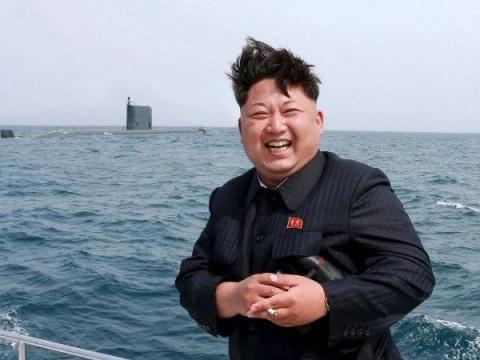 Подводный кулак Пхеньяна