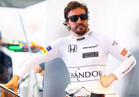 Фернандо Алонсо останется в McLaren