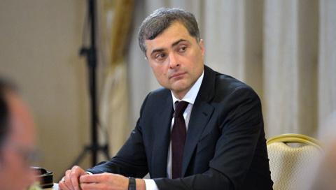 Сурков рассказал о встрече с…