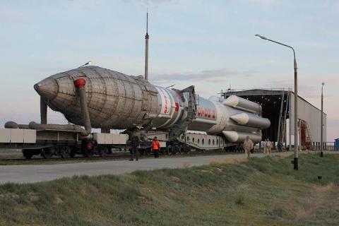 Линейка ракет-носителей «Протон» пополнится легкой и средней модификациями