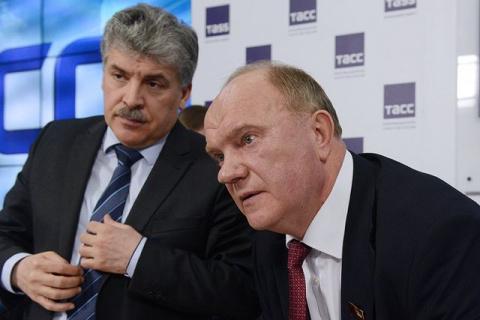 Александр Роджерс: Разбор пресс-конференции господина Грудинина