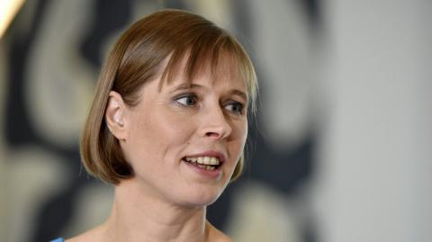 Эстония «не боится» быть на передовой НАТО