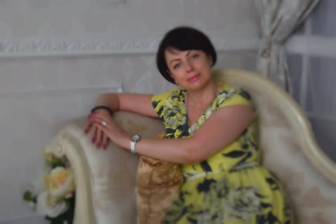 Елена Сапрунова (Борисенко)