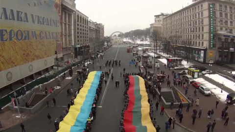 Литва решила подправить Укра…