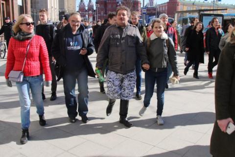 Почему у Навального получилось. Лев Щаранский
