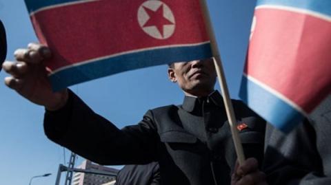 Спящие агенты КНДР взрывают США