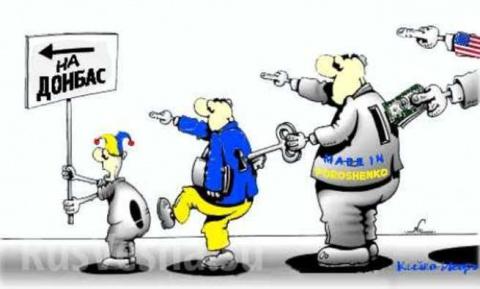 Украина повторяет все ошибки…