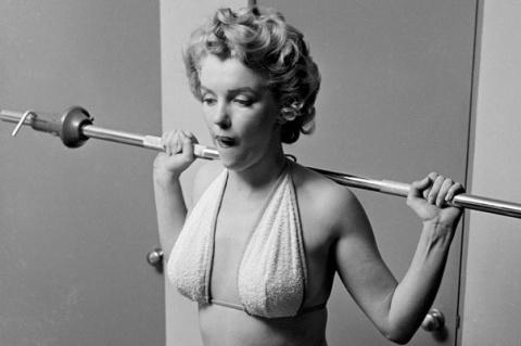Фитнес прошлого. Как занимались спортом в прошлом веке