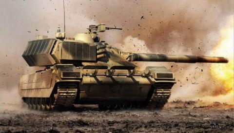 Легче и безопаснее: эксперт рассказал, почему российский танк Т-14 «Армата» лучше «Черной пантеры»