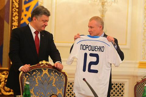 Руководство Украины оставит своих граждан без ЧМ-2018 по футболу?