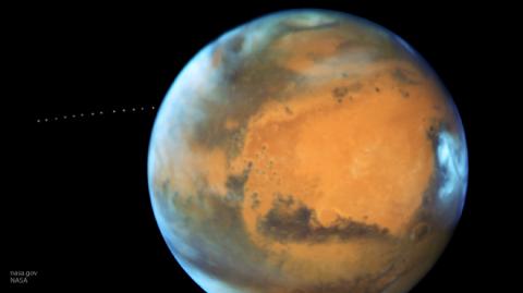 В США впервые испытали новый космический корабль Orion