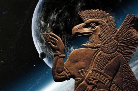 Версия Захария Ситчина о происхождении современного человека от экспериментов пришельцев-аннунаков