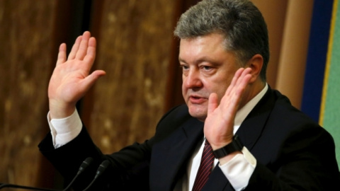 """""""Мы здесь не власть"""": Украин…"""