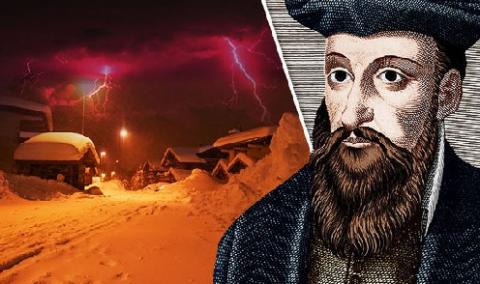 """Начало сбываться Пророчество """"итальянского Нострадамуса"""" об Апокалипсисе"""