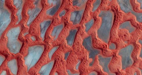 Планета с высоты: фотограф Б…