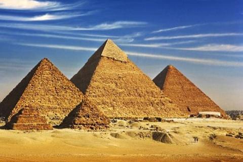 Секрет строительства египетских пирамид раскрыл древний папирус