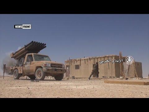 Сирийская армия уничтожает боевиков ИГ в провинции Дейр-эз-Зор