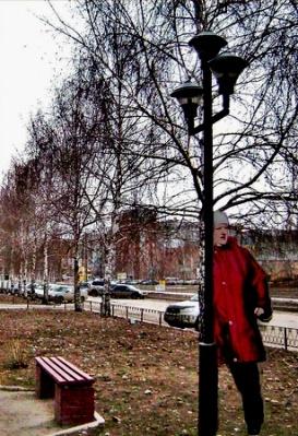 Хроники аномальных явлений Тольятти. Часть 6. Исчезающие за столбом