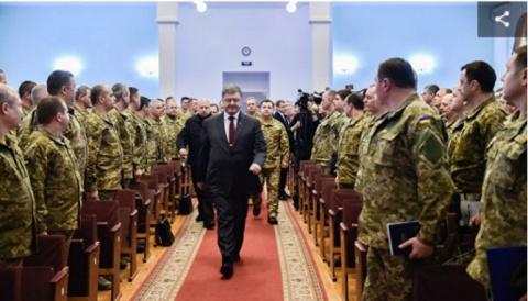 """Что, опять война с Россией? И снова Россия не придет на войну: Порошенко заявил об угрозе """"полномасштабной войны"""" с Россией"""