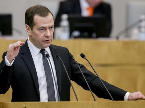 Дмитрий Гудков. Речь триумфатора