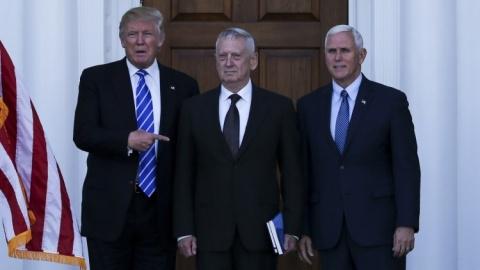 Трамп спустил на Пентагон «Бешеного пса»