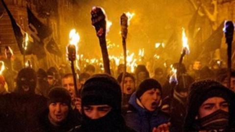 Нацизм – главенствующая идеология на Украине